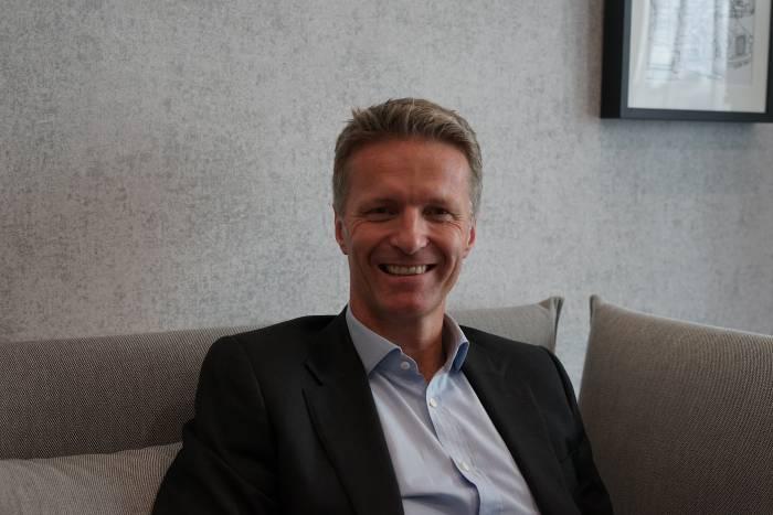 Short Take - Mark Leaver, UK Financial Services Technology Leader, PwC