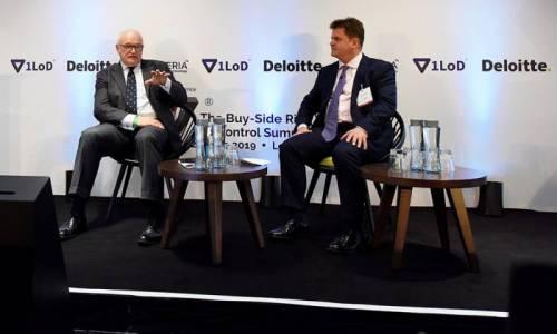 Acin CEO Paul Ford interviews Sir Peter Wall