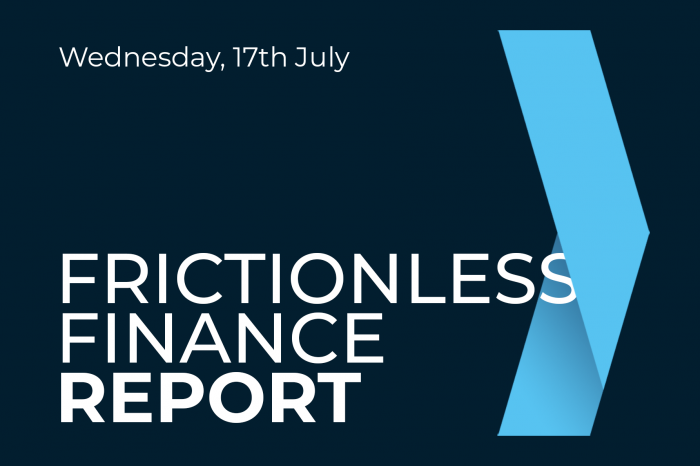 Open Banking Update - Frictionless Finance Report