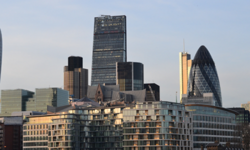 Why is London So Suited To FinTech?