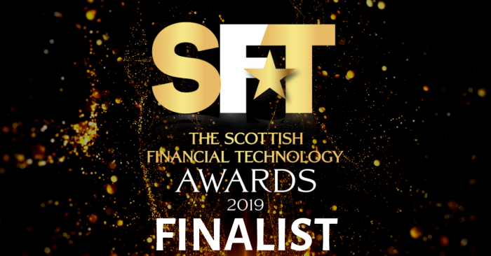 Plenitude shortlisted as a finalist at the Scottish Financial Technology Awards