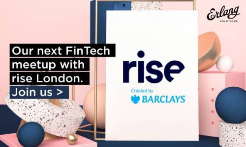 How to Build Systems That Scale with Barclays Rise - 9th September @ 3pm