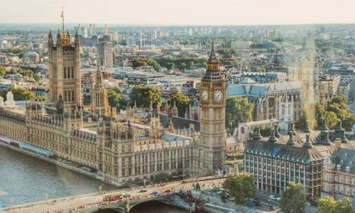 London overtakes New York for FinTech investment