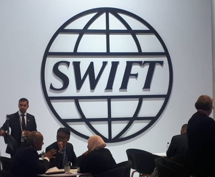 SWIFT connects customers via the cloud