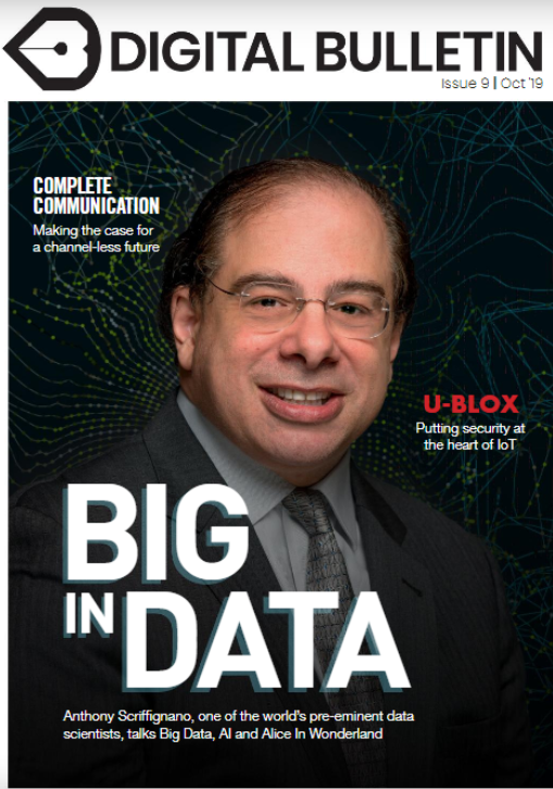 Big in Data: Dun & Bradstreet features on the cover of Digital Bulletin