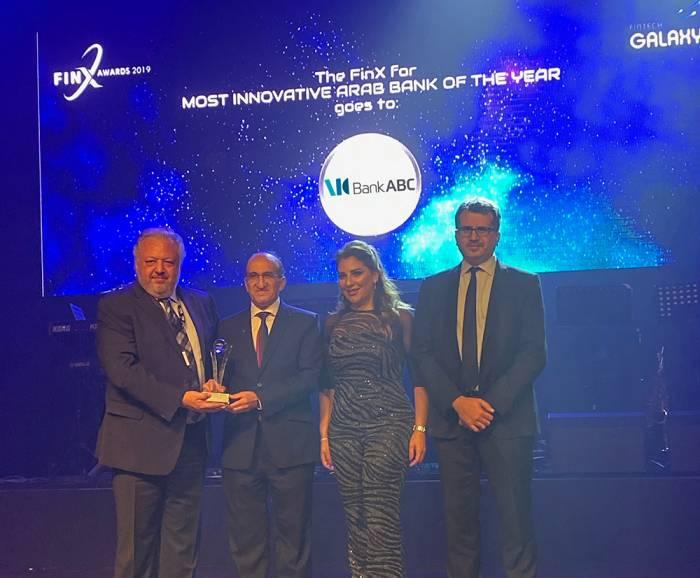 Bank ABC Wins Most Innovative Arab Bank of the Year award