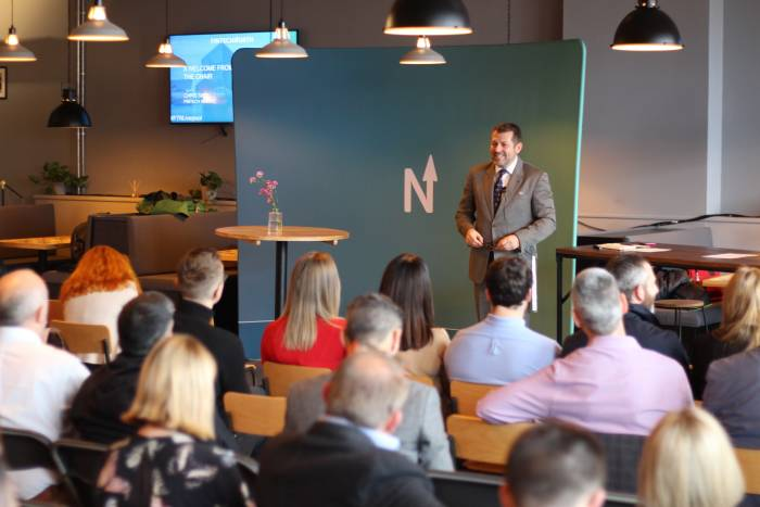 Liverpool conference puts spotlight on stellar year for UK FinTech