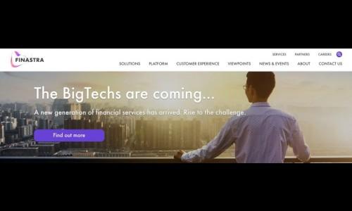 U.K. Neobank Gravity Chooses Core Banking Tech from Finastra