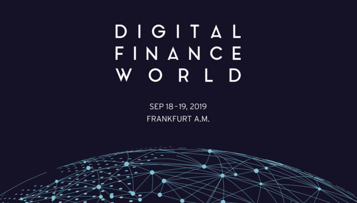 Digital Finance World 2019