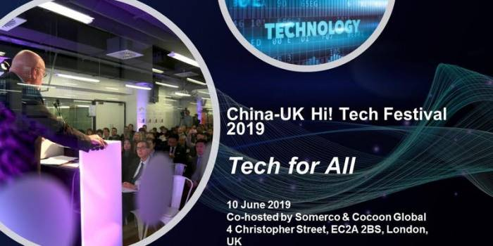 China-UK Hi! Tech Festival - Tech for All | Events | FinTech