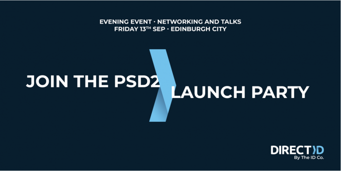 PSD2 Launch Party