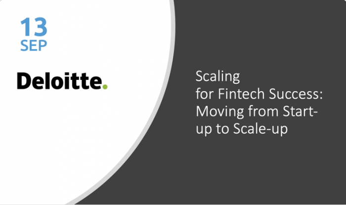 Scaling for Fintech Success: Moving from Start-up to Scale-up