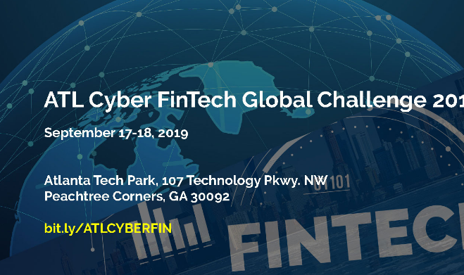 ATL Cyber FinTech 2019