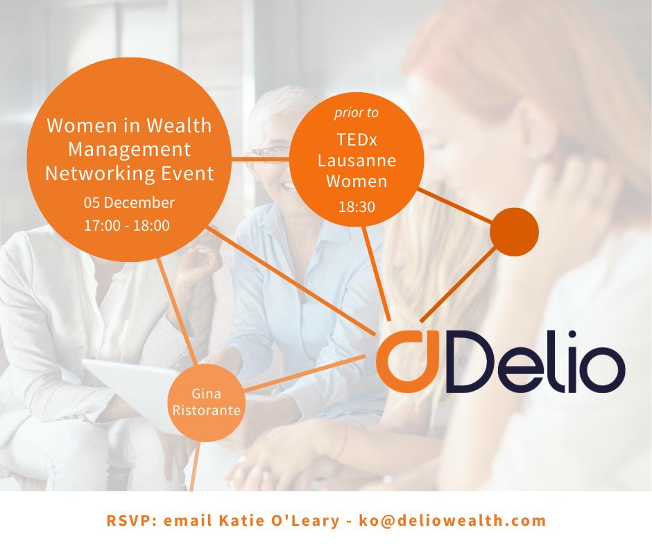 Women in Wealth Management Networking Event - Switzerland