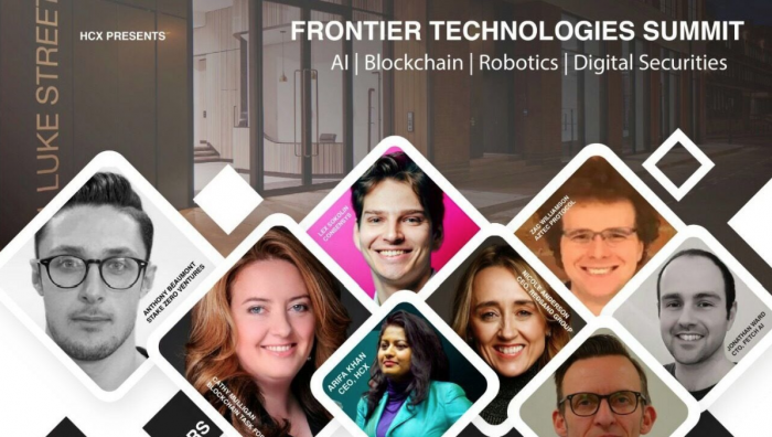 Frontier Tech Summit London