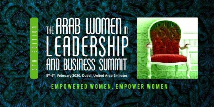 Arab Women in Leadership and Business Summit