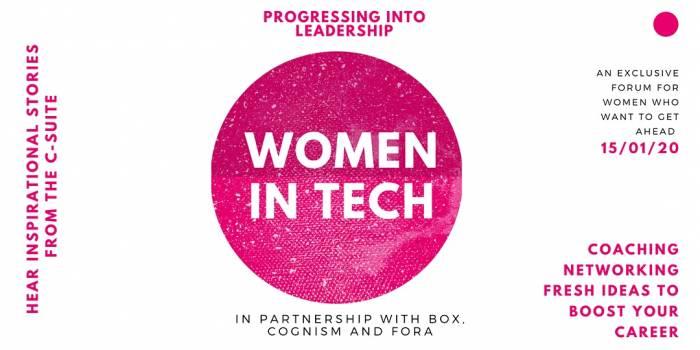Women in Tech: Progressing into Leadership