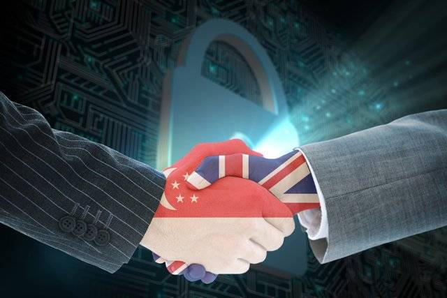 UK-Singapore FinTech Bridge