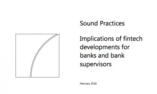 Implications of FinTech Developments for Banks and Bank Supervisors