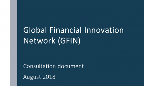 Global Financial Innovation Network (GFIN)