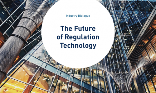 The Future of Regulation Technology