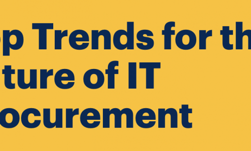 Top Trends for the Future of IT Procurement