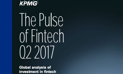 The Pulse of Fintech Q2 2017 - Global analysis of investment in FinTech
