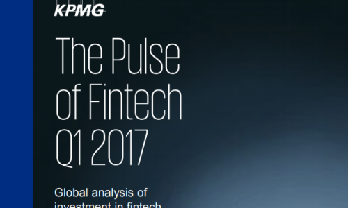 The Pulse of Fintech Q1 2017: Global Analysis of Investment in Fintech