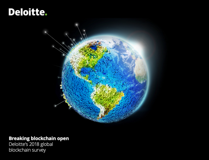 Breaking blockchain open: Deloitte's 2018 global blockchain survey