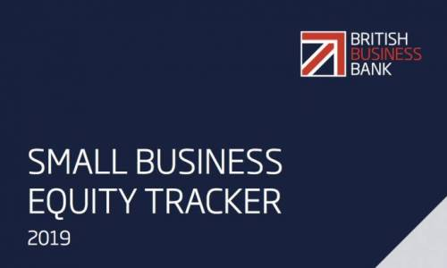 British Business Bank Small Business Equity Tracker 2019