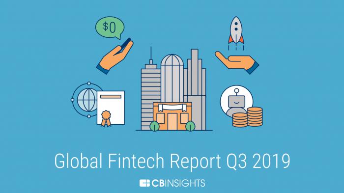 Global FinTech Report Q3 2019