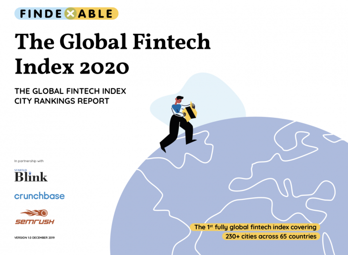 The Global Fintech Index 2020