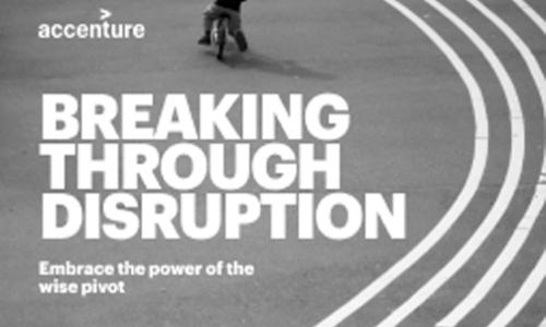 Breaking Through Disruption