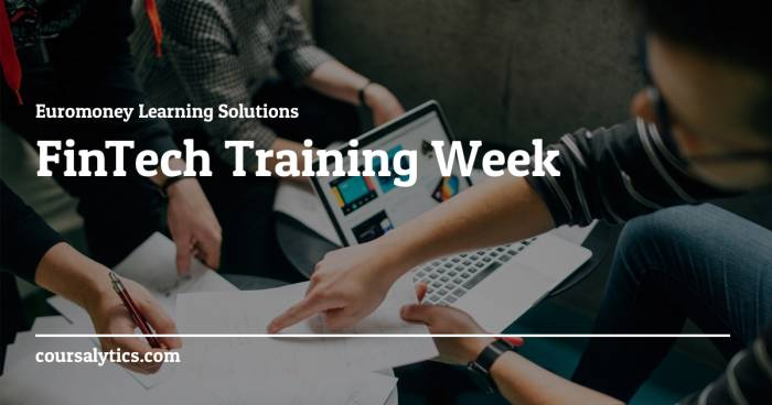 FinTech Training Week