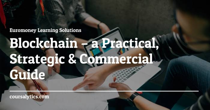 Blockchain - A Practical, Strategic & Commercial Guide