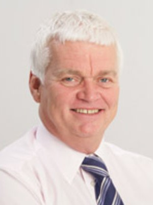 Keith Todd CBE
