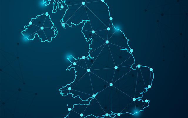 FinTech Alliance - UK Map